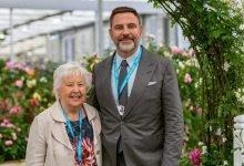 Photo of Rosy future for Derwen College Garden Centre
