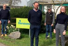 Photo of Seventh generation Durston joins family business