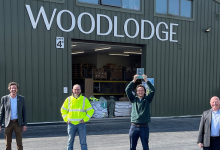 Photo of Woodlodge wins GCA Supplier of the Year Award