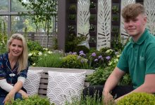 Photo of Bradford garden centre partners with TV gardener for fifth year