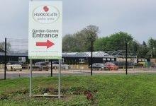 Photo of Harrogate garden centre now open