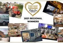 Photo of Farm Shop & Deli Retailer Award Winners