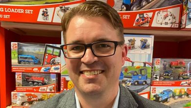 Photo of New northern sales manager for Toynamics UK & Ireland