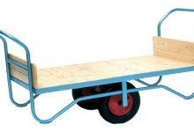 Photo of First mats introduces new range of balance trolleys