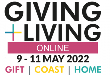 Photo of Giving & Living to be in-person and online event in 2022