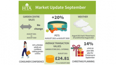 Photo of HTA report suggests consumers will begin planning for Christmas in September